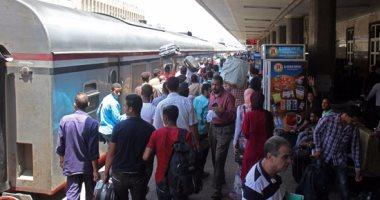 سقوط أحد تجار تذاكر قطارات السكة الحديد بالسوق السوداء بالأقصر