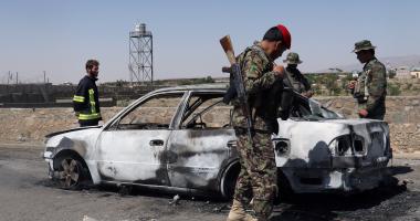 مقتل شخص وإصابة 8 آخرين فى هجوم انتحارى شمال أفغانستان