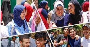 """""""التعليم"""": انتهاء تصحيح اللغة العربية والدين بكنترولات الثانوية العامة"""
