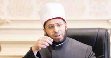 أسامة الأزهري: الإمام الشرقاوى عرفه المسلم والمسيحى لأنه صفحة مضيئة بتاريخنا