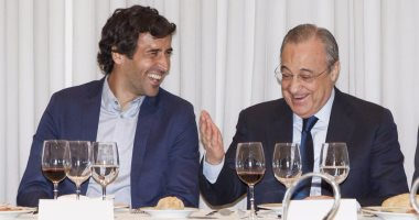 راؤول يعود إلى ريال مدريد بعد غياب 7 سنوات
