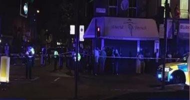 بالفيديو.. بث مباشر.. حادث دهس مصلين عقب خروجهم من مسجد فى لندن