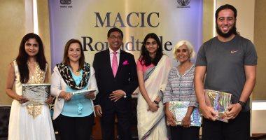 السفير الهندى: ممارسة اليوجا خلال شهر رمضان تساهم فى إفشاء السلام