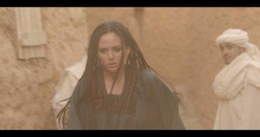 غضب أهل الواحة بسبب هروب ركين سعد فى الحلقة 23 من مسلسل واحة الغروب