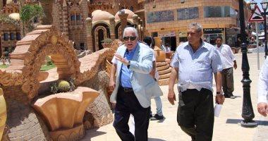 محافظ جنوب سيناء يلغى إجازات رؤساء المدن استعدادا لعيد الفطر