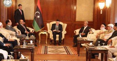 المجلس الرئاسى الليبى يصدق على اتفاق المصالحة بين مصراتة وتاورغاء