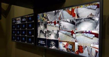 """بالصور.. كاميرات مراقبة بمكاتب تراخيص """"مرور قنا"""" لمنع الرشوة والمحسوبية"""