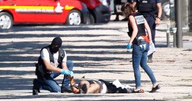 """صور جديدة تكشف تفاصيل انفجار الشانزليزيه وسط العاصمة الفرنسية """"باريس"""""""