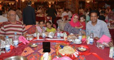بالصور..أكاديمية الشرطة تنظم حفل إفطار جماعى للأفراد والعاملين المدنيين وأسرهم