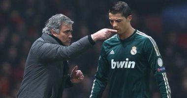 مورينيو يرفض عودة رونالدو إلى مانشستر يونايتد