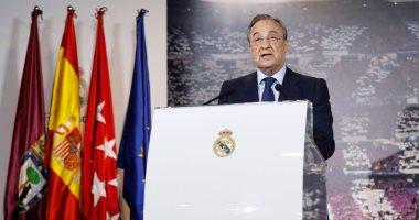 بيريز: رئاسة ريال مدريد أفضل شىء حدث فى حياتى