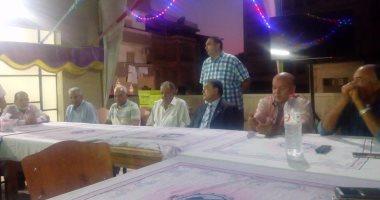 بالصور.. غزل المحلة يكرم قدامى اللاعبين فى حفل إفطار جماعى