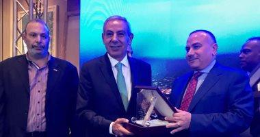 جمعية مستثمرى 6 أكتوبر تكرم وزير التجارة وعدد من الوزراء