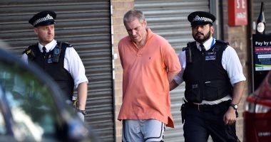 بالصور.. الشرطة البريطانية تعتقل مشتبه به فى موقع حادث دهس المصلين بلندن