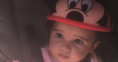 """شاهد.. روب كاردشيان يقضى أول """"عيد أب"""" مع ابنته دريم فى Disneyland"""
