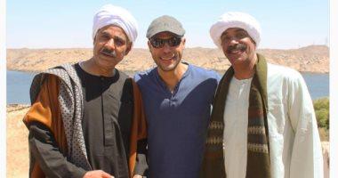 محمد عادل إمام: استمتعت وتشرفت بالشغل مع محمود البزاوى وسليمان عيد
