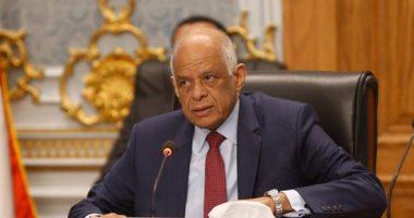 على عبد العال يستقبل رئيس لجنة الدفاع بمجلس الشيوخ الإيطالى