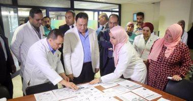 وزير الصحة: تحويل مستشفى هرمل لمركز أورام رئيسى بالقاهرة