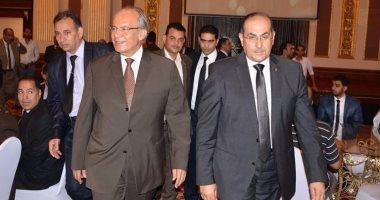 محافظ سوهاج يشارك فى احتفالية أبناء المحافظة بحضور رئيس البرلمان