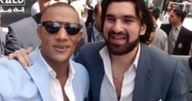 """بالفيديو.. محمد رمضان: ثقة فى الله الواحد """"جواب إعتقال"""" رقم واحد"""