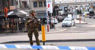 بالصور.. الشرطة البلجيكية: الوضع تحت السيطرة بمحطة بروكسل ولا توجد إصابات