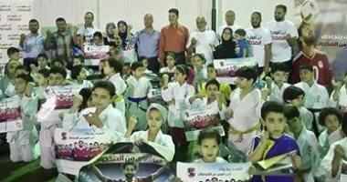 الشباب والرياضة بدمياط تطلق حملة توعية للوقاية من الإدمان