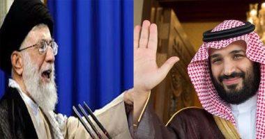 ولى العهد السعودى الأمير محمد بن سلمان وخامنئى