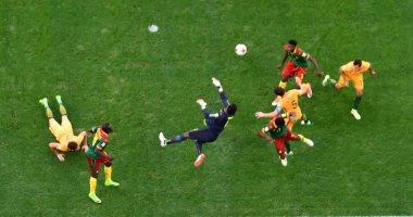 مباراة الكاميرون وأستراليا