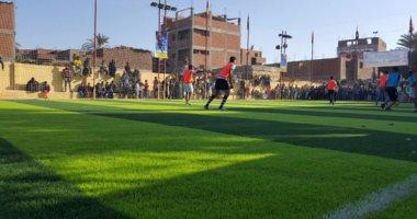 """""""شباب بنى سويف"""": دورى المراكز يقام على 10 ملاعب بإشراف المحافظ ومدير الأمن"""