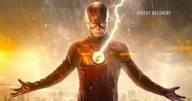 The flash يظهر بأحداث مثيرة فى الموسم الرابع