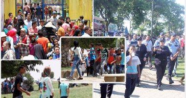 مكافحة جرائم الآداب : ضبط 10 حالات تحرش فى ثالث أيام العيد بالإسكندرية