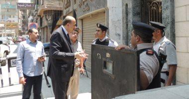 الأمن السعودى يحبط عملية إرهابية تستهدف الحرم المكى
