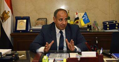 محافظ الإسكندرية : تنفيذ مشروع  إدارة الأزمة لمواجهة أى كوارث محتملة