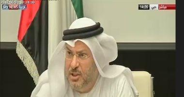 الإمارات: إنكار قطر وتهربها من تحمل مسئولية دعمها للإرهاب لن يجدى نفعاً
