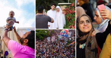 بنصلى العيد بلبس جديد.. شاركونا بصور صلاة عيد الأضحى