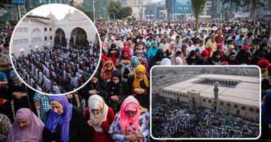 معهد الفلك: صلاة عيد الأضحى بالقاهرة والجيزة الساعة الخامسة و57 دقيقة -