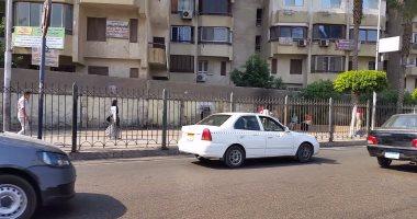 صورة النشرة المرورية.. كثافات متحركة بمحاور القاهرة و الجيزة
