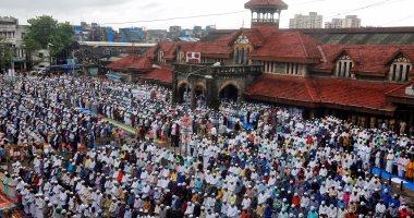 بالصور.. الهند وباكستان والصين وسيريلانكا يحتفلون بأول أيام العيد