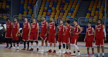 مصر تتعادل مع الأرجنتين وديا استعدادا لمونديال السلة