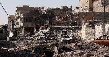 هروب عناصر  داعش من قضاء تلعفر غرب الموصل