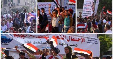 أشرف رشاد رئيس مستقبل وطن باحتفالية 30يونيو: نثق فى السيسي وسنظل خلفه