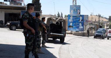 الجيش اللبنانى يحيل إرهابيا للقضاء العسكرى لمشاركته فى الإعداد لعمليات إرهابية