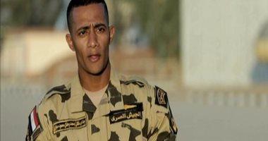 """محمد رمضان يعيد نشر جزء من فيلم """"حراس الوطن"""""""