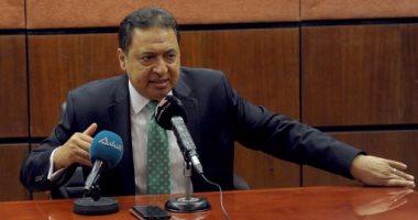 وزير الصحة يدلى بصوته فى الانتخابات الرئاسية