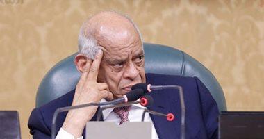 على عبد العال يطالب أمين البرلمان بعرض تقرير لجنة القيم عليه فور انتهائه
