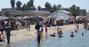بالصور..مدينة فايد بالإسماعيلية مقصدا للمصيفين من كل المحافظات المجاورة