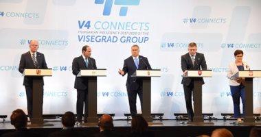 سفيرا التشيك وبولندا بالقاهرة يؤكدان أهمية نتائج قمة دول الفيشجراد مع مصر