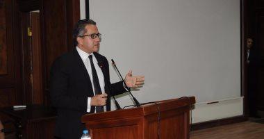 وزير الآثار: طرح فكرة الشراكة لإنشاء مجمع سياحى ثقافى بالبحر الأحمر