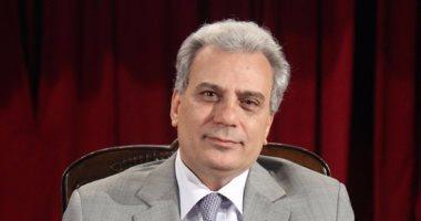 """جابر نصار: الأمن الإدارى أطفأ حريق الباب الرئيسى للجامعة 2012 بـ""""هدومه"""""""