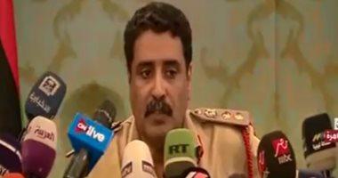 متحدث الجيش الليبى: الجانب الروسى يدعم جهود القوات المسلحة فى محاربة الإرهاب